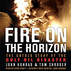 Fire on the Horizon Audiobook