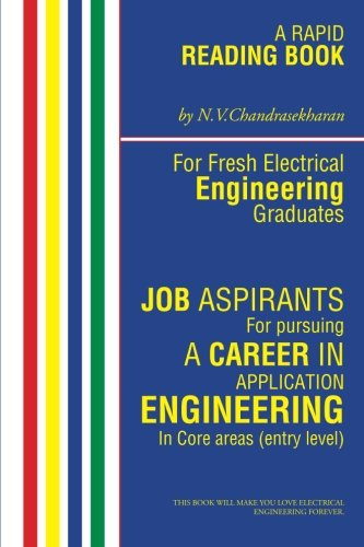 A Rapid Reading Book For Fresh Electrical Engineering Graduates: For Job Aspirants