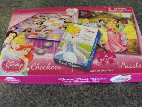 Disney Princess 3 in 1 Fun - 1