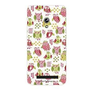 Designer Phone Covers - Asus Zenfone 5-OwlJapanese