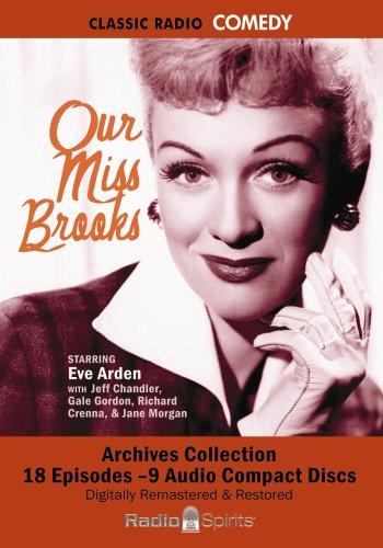 Our Miss Brooks (Old Time Radio) (Classic Radio Comedy) (Classic Radio Comedy compare prices)