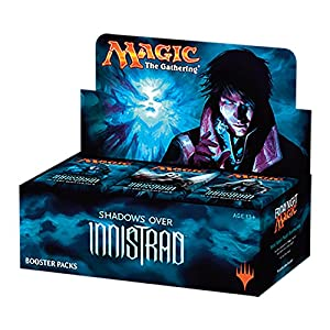 MTG Magic Shadows Over Innistrad Booster Box PREORDER Ships On April 8th