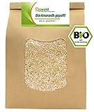 BIO Amaranth gepufft - 250g, glutenfrei