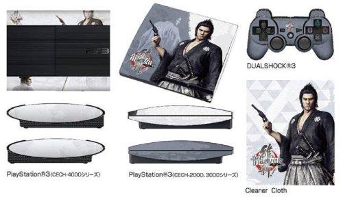 龍が如く 維新! PlayStation3 スキンシールセット
