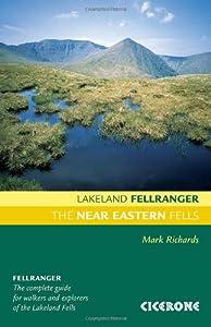 The Near Eastern Fells (Lakeland Fellranger), by Mark Richards