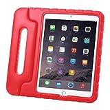 サンワサプライ iPad Air2衝撃吸収ケース 赤 PDA-IPAD65R