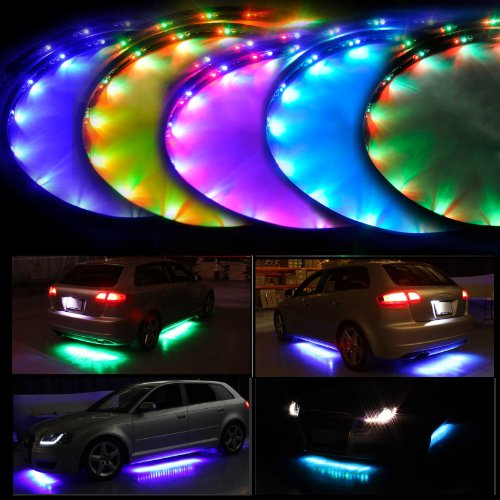 Purple Led Lights For Cars