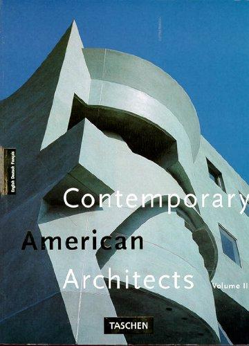 Contemporary American Architects, Vol.3