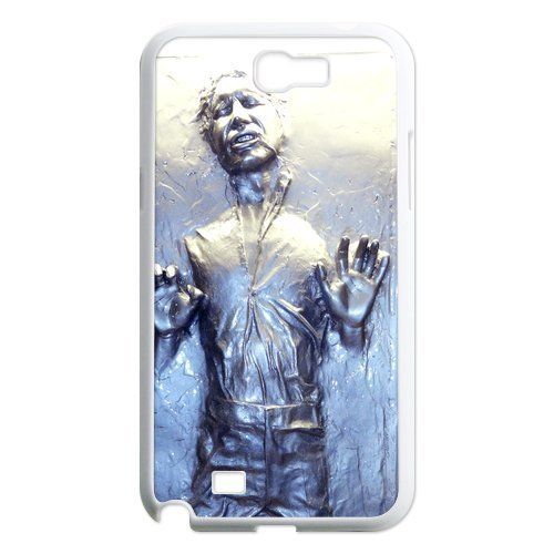 Star Wars Series Han Solo Frozen in Carbonite Samsung Galaxy S6 Best Rubber+PVC Case Including Dust Plug