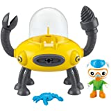 Octonauts Gup D Crab Mode (Style may vary)