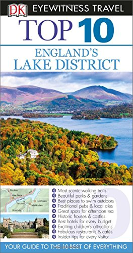Top 10 England's Lake District (Eyewitness Top 10 Travel Guide)