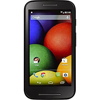 """Stay connected with the Tracfone Motorola E MTX830CP 3G Android. It provides you with all the features you want in an elegant and compact size. The 4.3"""" touchscreen gives you a large display to view videos and pictures clearly and sharply. An..."""