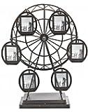 Philip Whitney Rotating Ferris Wheel Six 2x3 Picture Frame