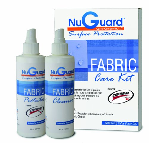 NuGuard Featuring Scotchgard Fabric Care Kit