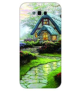 Voodoo Printed Back Cover For Samsung Galaxy E5