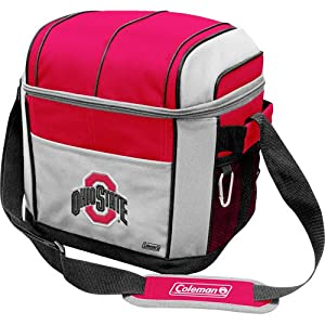 Buy NCAA Ohio State Buckeyes 24 Can Soft Sided Cooler by Licensed Products