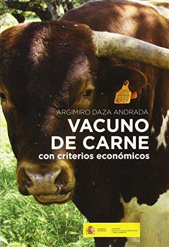 Vacuno De Carne Con Criterios Económicos
