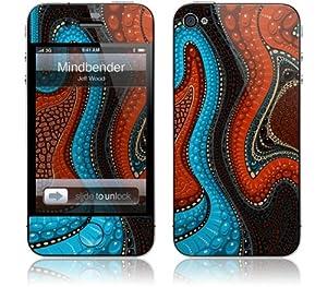 Gelaskins Gelaskins Protective Skin For Iphone 4 - Mindbender