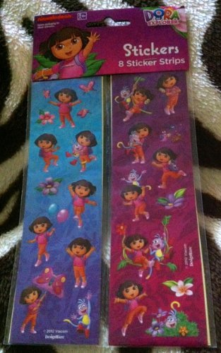 DORA The Explorer Stickers - 1