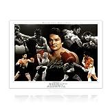 Roberto Duran Signed Boxing Photo: Manos de Piedra