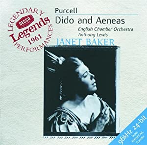 Purcell Dido And Aeneas by Legends