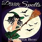 Dizzy Spells: The Kitchen Witch, Book 2 Hörbuch von Morgana Best Gesprochen von: Tiffany Dougherty