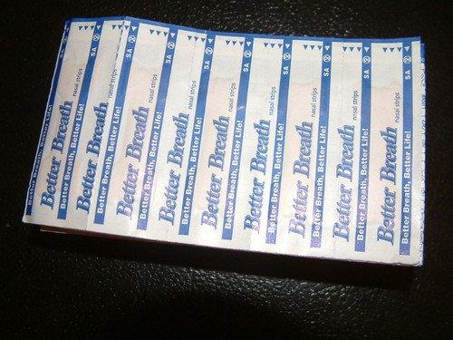 (120 strips) Better Breathe Large Tan Nasal strips