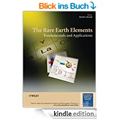 The Rare Earth Elements: Fundamentals and Applications (EIC Books)