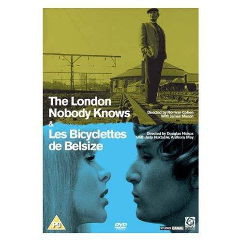 The London Nobody Knows / Les Bicyclettes De Belsize [Region 2]