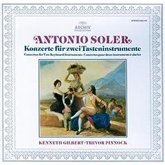Soler: Concerto V - 1. Cantabile
