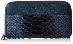 Liebeskind Berlin TARA Wallet, Dark Blue, One Size