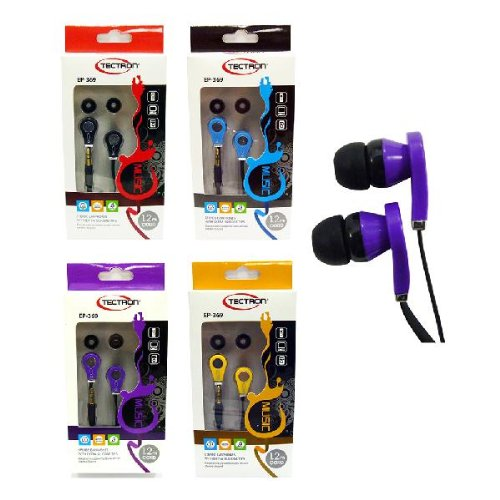 Wholesale Earphones For Iphone, Ipod & Mp3 Players - Case Pack 60 Earphones