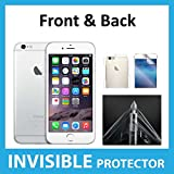 iPhone 6 (4.7 '') FULL Body INVISIBLE Screen Protector (Front & Back included) Military Grade Protection Exclusive to ACE CASE