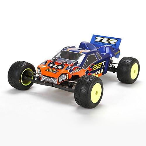 Team Losi 22T 2.0 Race Kit: 1/10 2WD Stadium Truck (Losi Truck Parts compare prices)