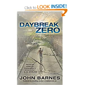 Daybreak Zero (A Novel of Daybreak) by John Barnes