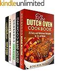 Cast Iron and Dutch Oven Box Set (5 i...