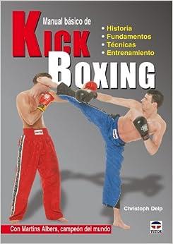 Boxing techniques pdf manual basico de kick boxing kick boxing