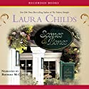 Scones & Bones: A Tea Shop Mystery (       UNABRIDGED) by Laura Childs Narrated by Barbara McCulloh