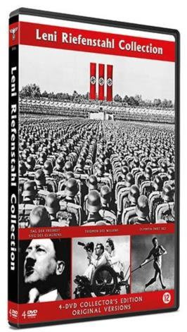 leni-riefenstahl-collection-4-dvd-victory-of-faith-sieg-des-glaubens-1933-triumph-of-the-will-triump