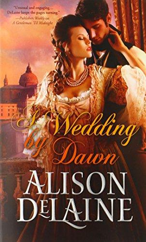 Image of A Wedding By Dawn (Hqn)
