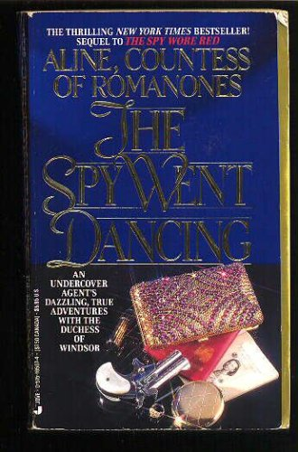 The Spy Went Dancing, Aline Romanones