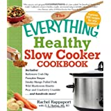 The Everything Healthy Slow Cooker Cookbook ~ Rachel Rappaport