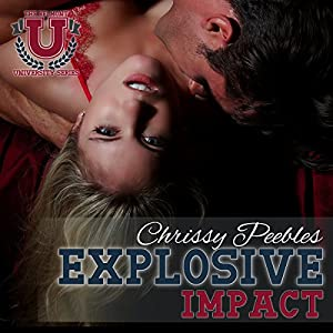 Explosive Impact - Part 2 Audiobook