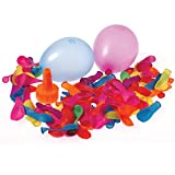 myLife Multi Colored - Flexible Latex Rubber (100 Count Pack - Standard Size) Water Bomb Grenade Balloons (Great for Parties)