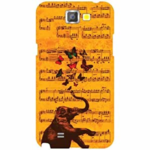 Samsung Galaxy Note 2 N7100 Back Cover ( Designer Printed Hard Case)