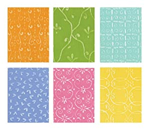Sizzix Texturz Texture Plates Kit #7 By The Package
