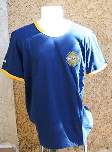 tee-shirt-ricard-solarise-bleu