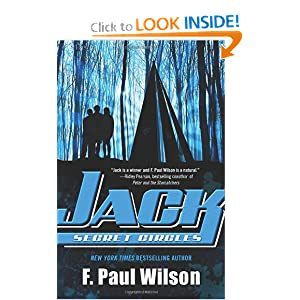 Jack: Secret Circles (Young Repairman Jack) by F. Paul Wilson