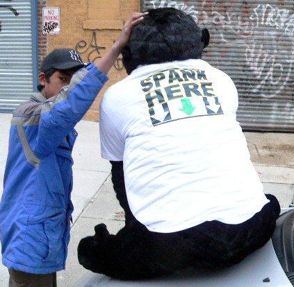 SPANK HERE! - GIANT 50