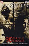 30 Days of Night. Steve Niles, Adam Johns, Tom Mandrake (085768499X) by Niles, Steve